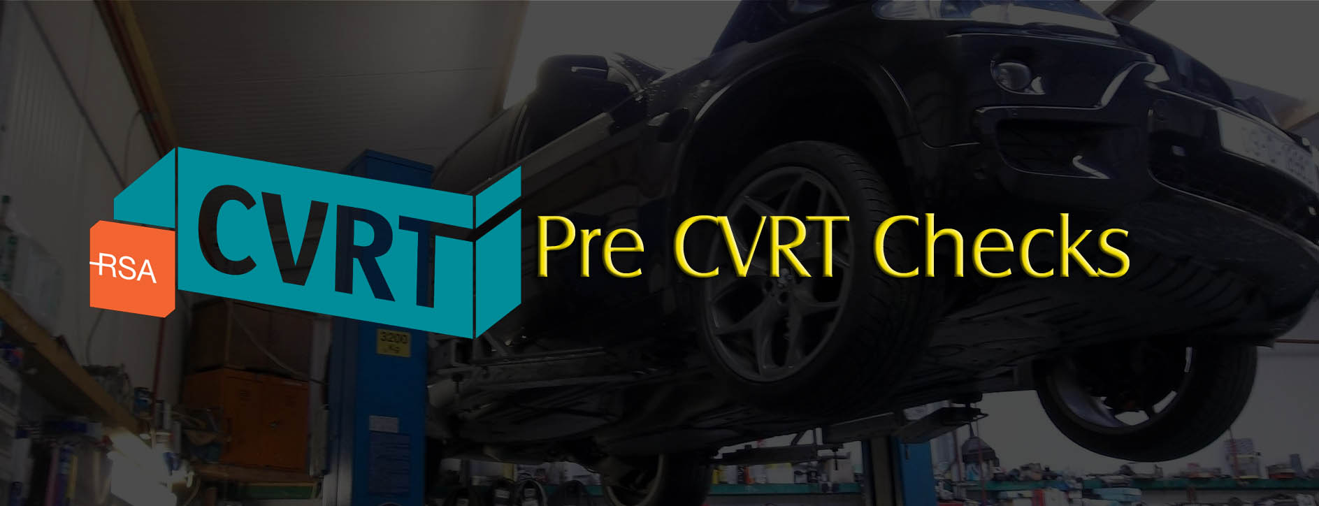 pre cvrt checks waterford header image